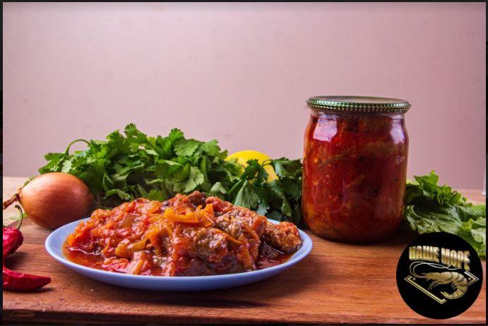Рыбные консервы: анчоус в томате, паштет судака, скумбрия ( в томате.. Кропивницкий - изображение 1