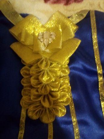 Новогодний, карнавальный, Костюм принца короля +подарок