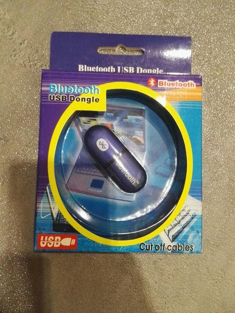 Bluetooth usb dongle,komputer,laptop, telefon, łączność, dane przesyła