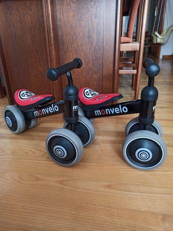 Rowerki biegowe dla chłopców