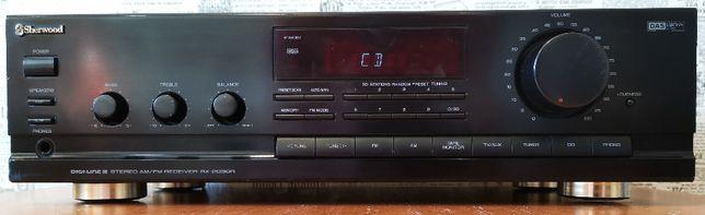 Wzmacniacz stereo amplituner Sherwood RX-2030R 100 W