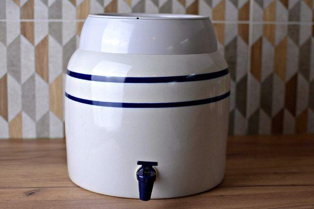 Dozownik do wody źródlanej ceramiczny