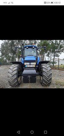 Trator New Holland TM155