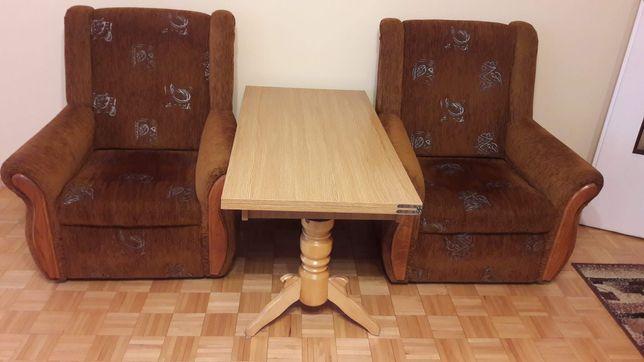 Ławostół krzesła 60x120