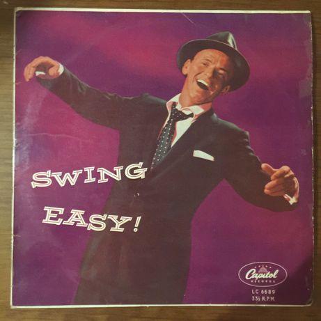 "Disco 10"" Frank Sinatra - Swing Easy 1954 Uk LC6689"