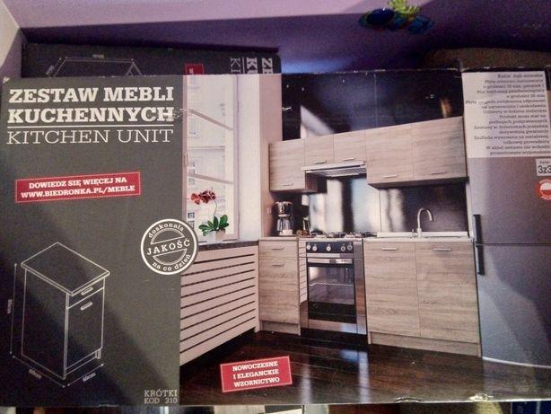 Zestaw kuchenny nowy