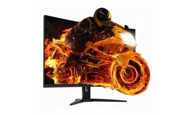 Monitor 31.5 1440p 144hz AOC Gaming 2K