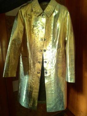 Кожаная куртка женская ( Кожа Италия)