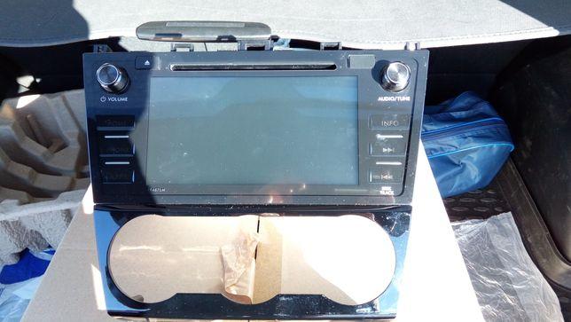 Головное устройство Subaru Forester SJ