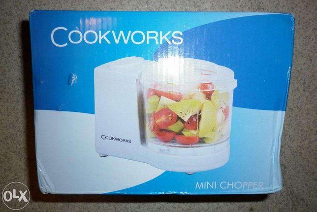 Mini Siekacz CookWorks, Elektryczny