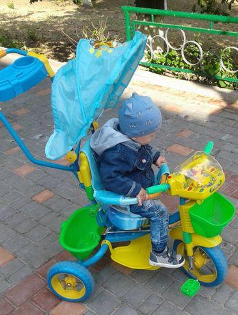 Продается детский велосипед,650грн