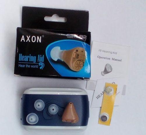 Слуховой аппарат Axon K-82 внутриушной/ внутриканальный усилитель слух