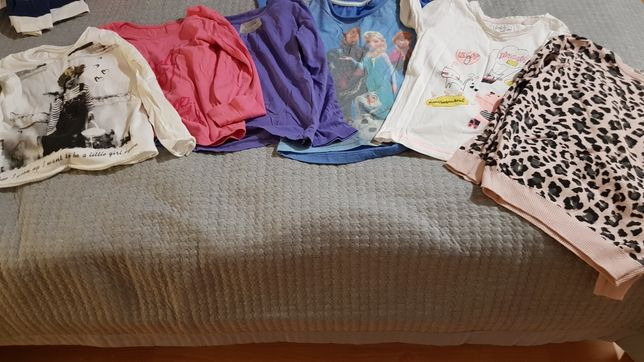 Ubrania rozmiar 110