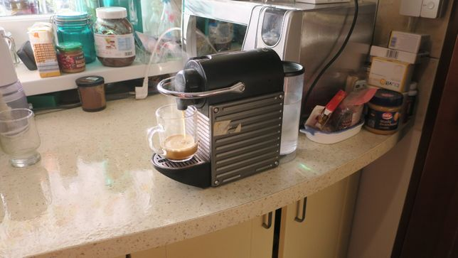 Ekspres ciśnieniowy Krups Nespresso Magnifico