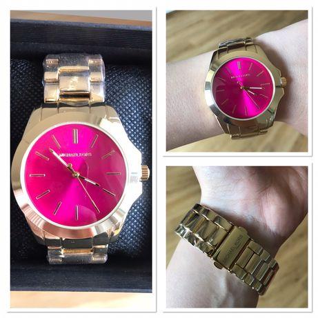 Damski zegarek MK z logowanym pudełkiem