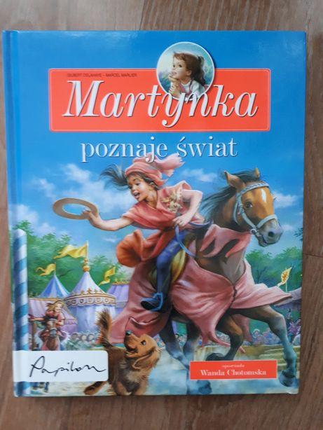 Martynka poznaje świat/8 opowiadań