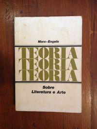 Marx-Engels - Sobre Literatura e Arte