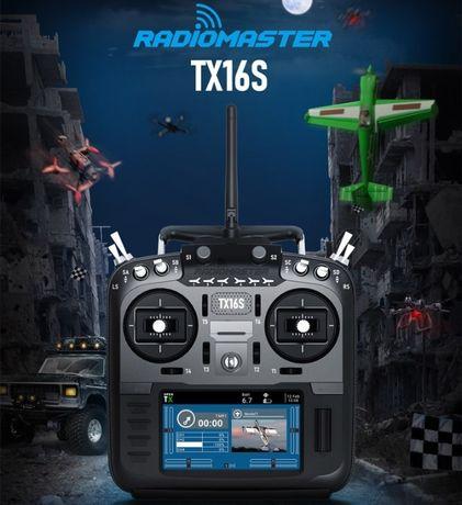 Пульт Radiomaster TX16S ( Датчики Холла + Сенсорный Дисплей )