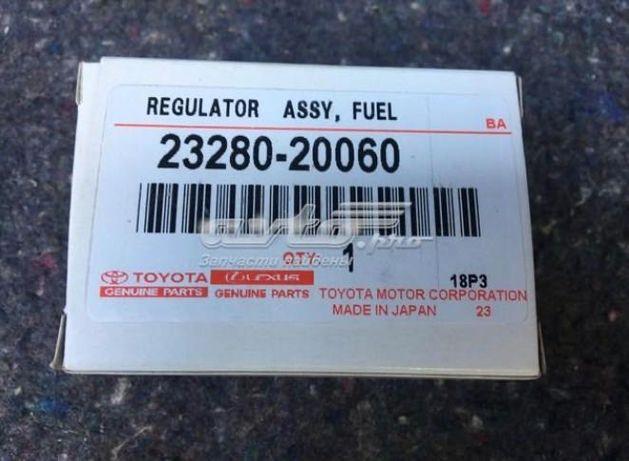 Регулятор давления топлива в топливной рейке 2328020060 Toyota