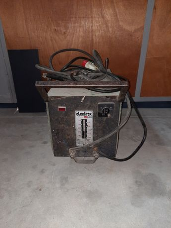 aparelho soldar eletrodo 220v/380v