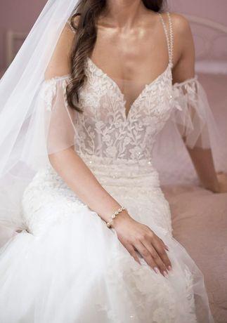 Suknia ślubna - kolekcja 2020