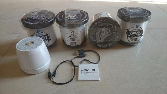 Głośnik HMDX JAM CLASSIC mobilny BLUETOOTH biały nowy
