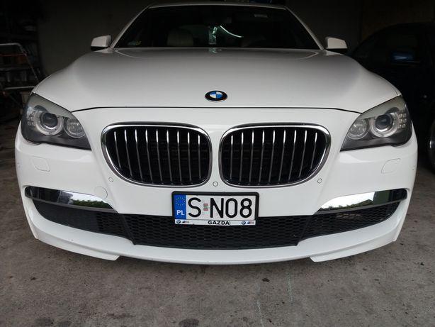 Bmw 7 F01.F02 Long 750 LI 4.4 V8 408 PS M-Pakiet  163000 Km. Koła 20