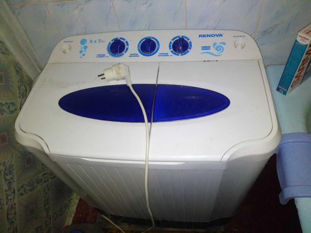 Продам стиральную машинку полуавтомат Ренова