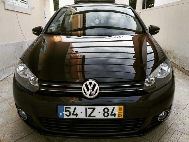 VW Golf VI 1.6TDi automático
