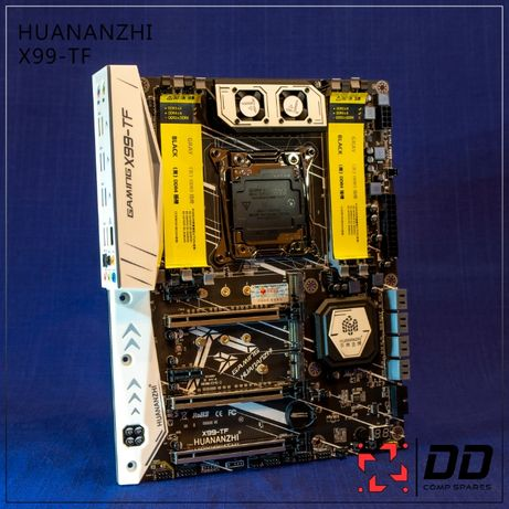Материнская плата Huananzhi X99 TF + CPU Xeon 2678v3