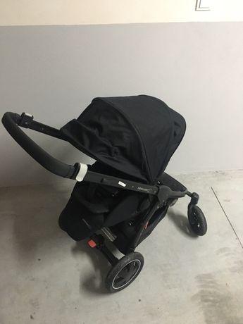 Carrinho de  Bébé Confort + Cadeira-auto Cosi Rock i-S