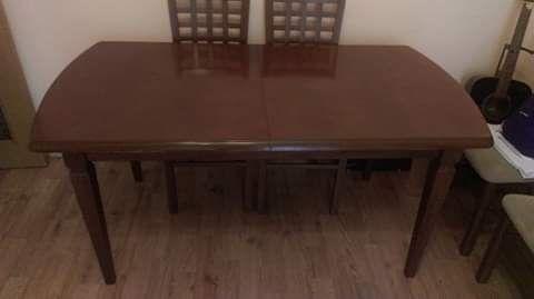 Stół, elegancki, rozkładany