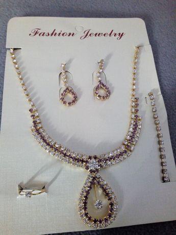 Biżuteria zestaw! Nowe