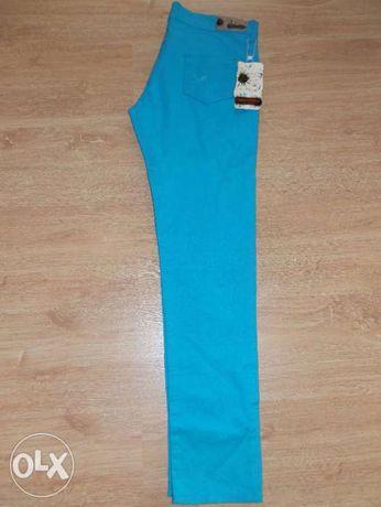 брюки-джинсы, р. 164-170см