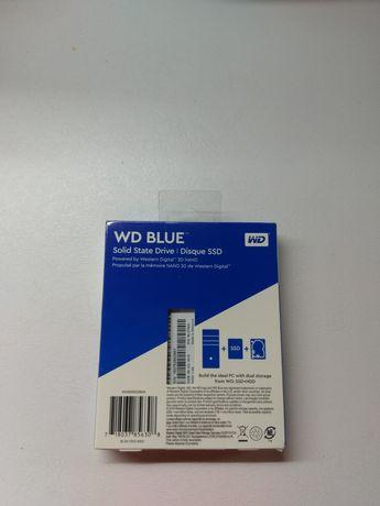 твердотельный накопитель wd blue 3d nand 500 gb