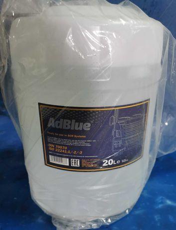 AdBlue 40 Litros (2x 20 Litros)