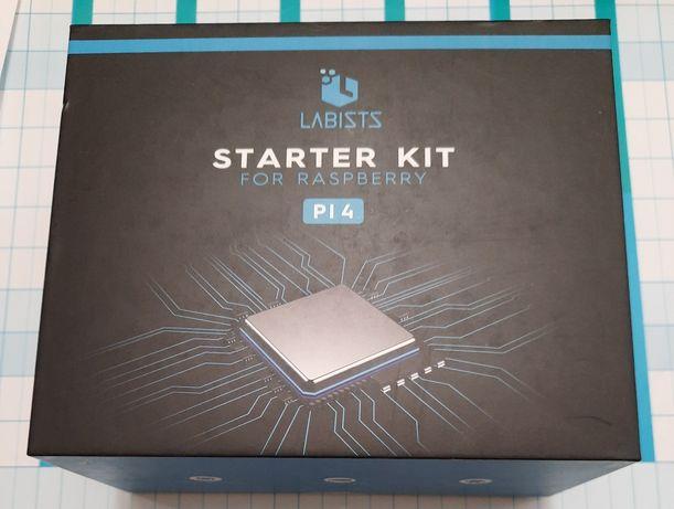 Zestaw Labists Starter Kit DE-L432 Raspberry PI 4 WiFi 4GB nowy