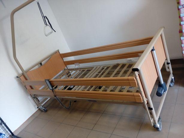 Nowe łóżko rehabilitacyjne,ortopedyczne Vermeiren Luna Basic z pilotem