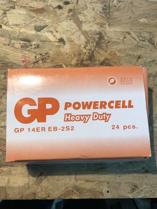 Батарейки GP powercell size C 1.5 v (блок 24 штук) Луцк - изображение 1