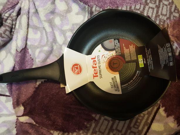 Сковорода TEFAL Gusto 26 см (H1180584)