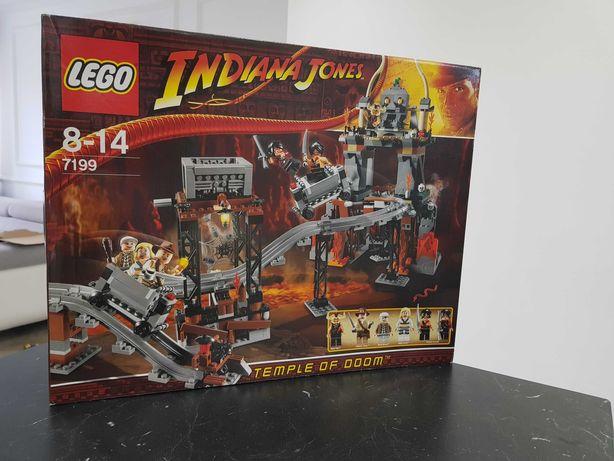 Klocki LEGO Indiana Jones 7199 - The Temple of Doom