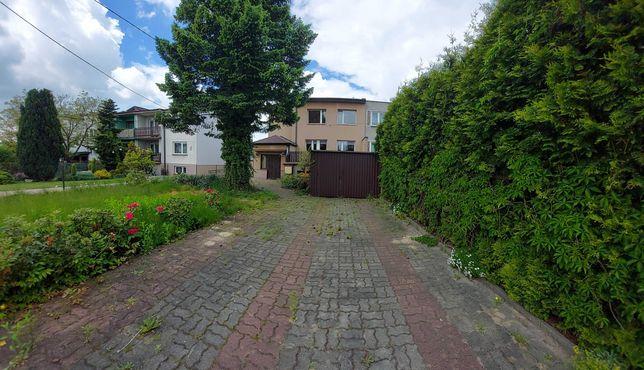 Dom w Aleksandrowie Łódzkim + pomieszczenia na działalność gospodarczą