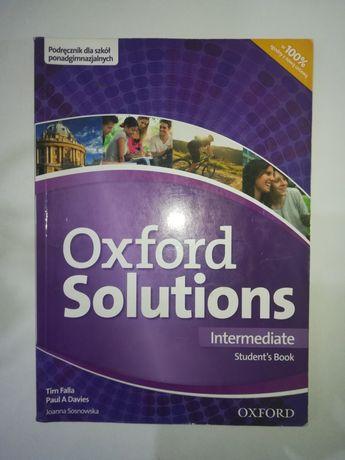 Podręcznik + ćwiczenia Oxford solutions