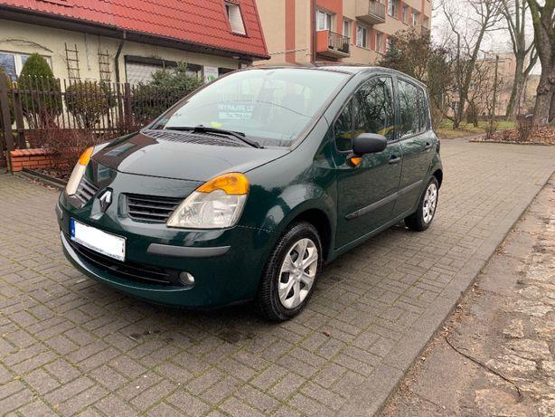 Renault Modus 1,2 2005r Klimatyzacja.