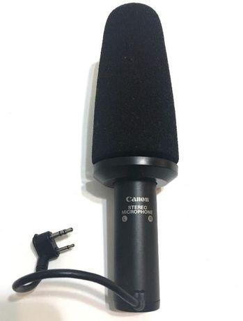 Microfone Canon (Shotgun)