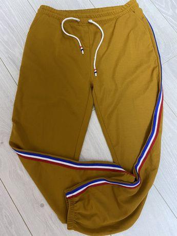Горчичные штаны