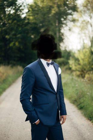 Smoking / garnitur na ślub / wesele na 180cm