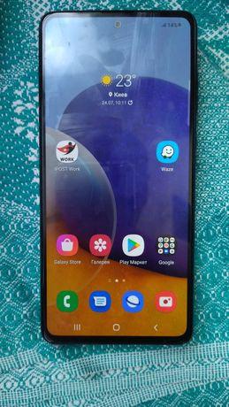 Samsung a72 6/128 black