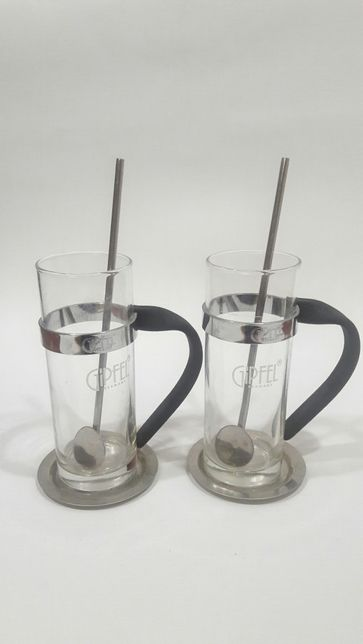 Стаканы чашки для напитков Gipfel