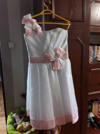 Продам шикарноe платье  на выпускной  10-11 лет в отличном состоянии.